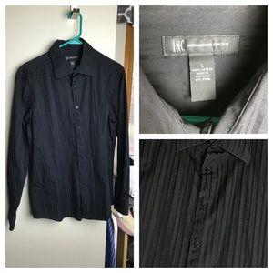 INC International Concepts Men's Button Up Shirt